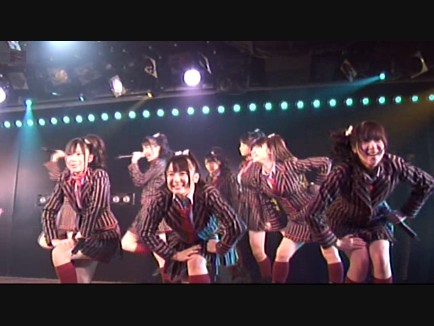 meet an stage 48 akb48